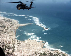 Black Hawk Down, Mogadishu